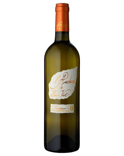 L'Audace de Bois-Vert - Blaye Côtes de Bordeaux Blanc
