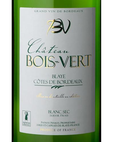 img Blanc Tradition - Blaye Côtes de Bordeaux