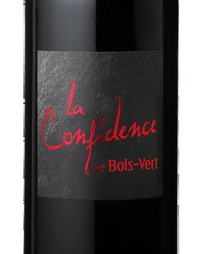 img La Confidence de Bois-Vert -Blaye Côtes de Bordeaux rouge